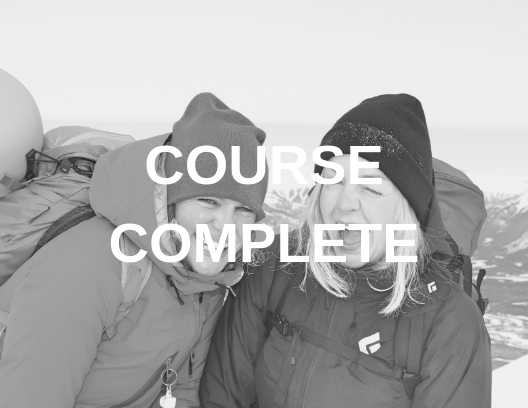 Avalanche Safety 1 Course – 2019