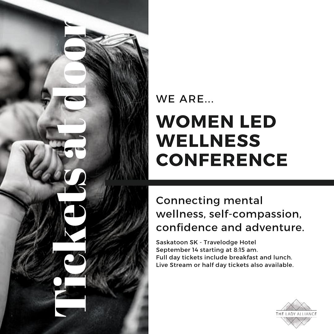WE ARE WOMEN – Saskatoon